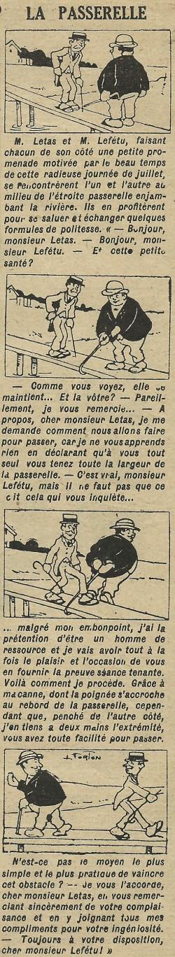 Louis Forton dans Fillette.