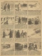 L'avant-dernière page de « L'Espiègle Lili » par André Galland, dans le n° 521 de Fillette du 3 mars 1918.
