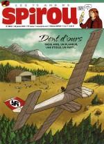 Annonce de la prépublication du tome 1 en Une de Spirou n°3903 (30 janvier 2013)