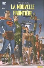 « La Nouvelle Frontière » (3 tomes chez Panini, 2005-2006).