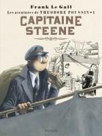 Visuel pour la réédition de Capitaine Steene (Dupuis 2016)