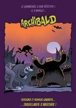 Archibald T2 quatrième de couverture
