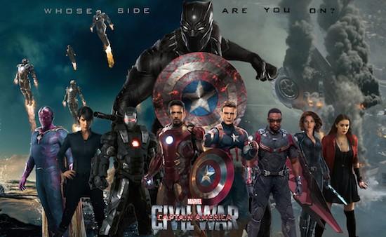 Captain America Civil War 1