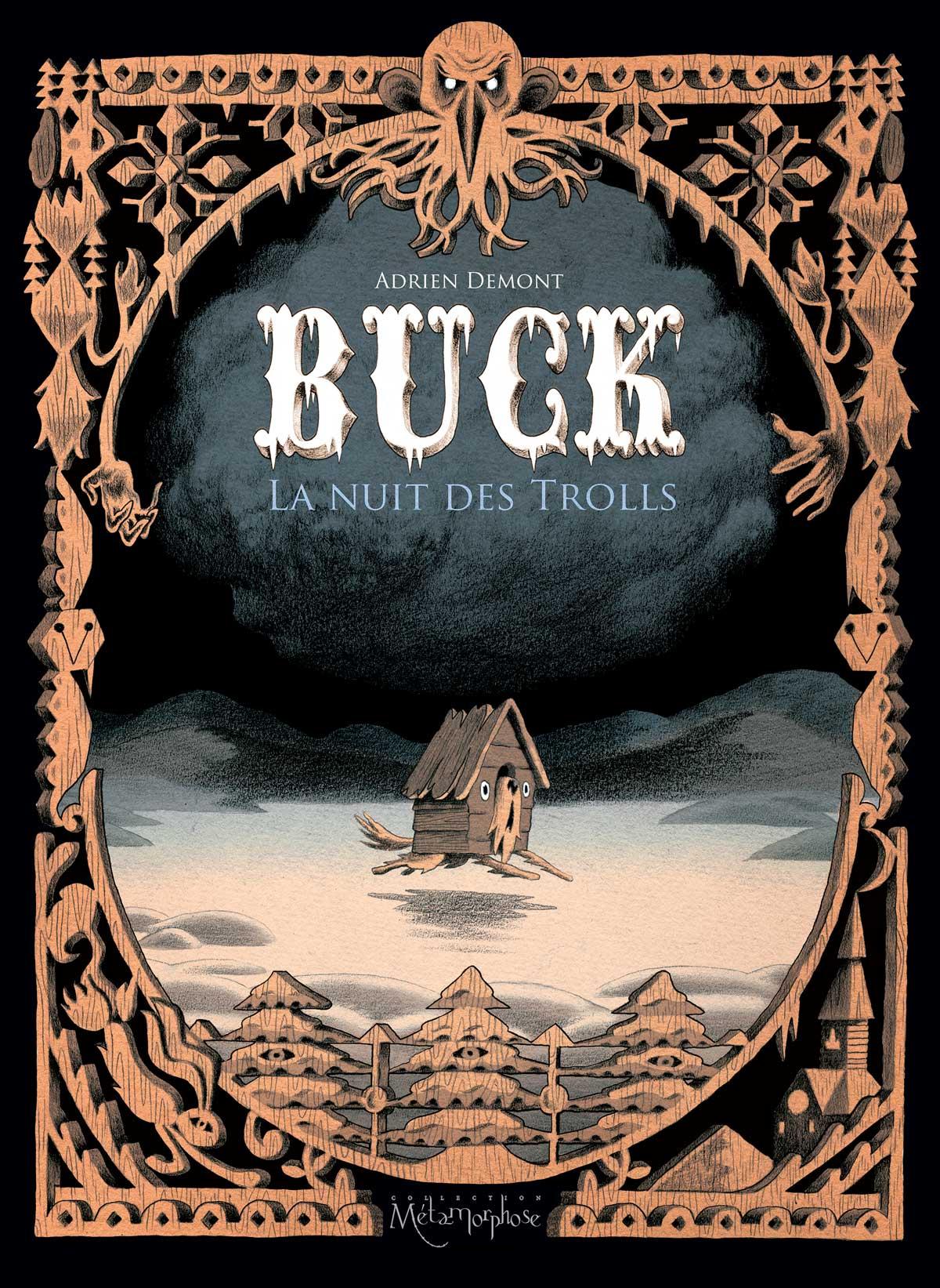 Couverture Buck