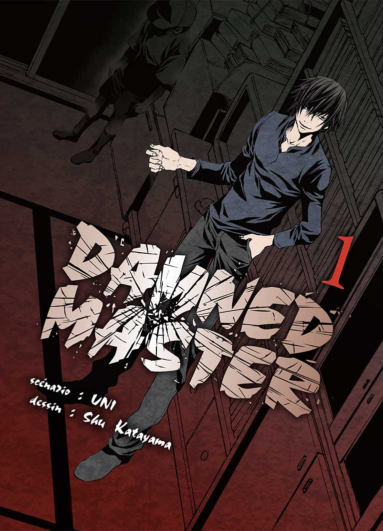 Damned-Master-T01-couv