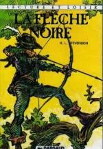 En 1979, Forest illustrera à nouveau « La Flèche noire » :  la couverture d'un roman publié par Dargaud, dans la collection Lecture et loisir.