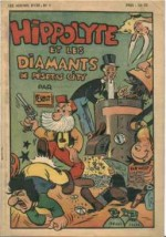 Hippolyte et les Diamants de Pesetas-City