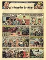 Première de l'une des deux « Belles Histoires de l'Oncle Paul » scénarisées par Jean-Michel Charlier et illustrée par Francisco Hidalgo.