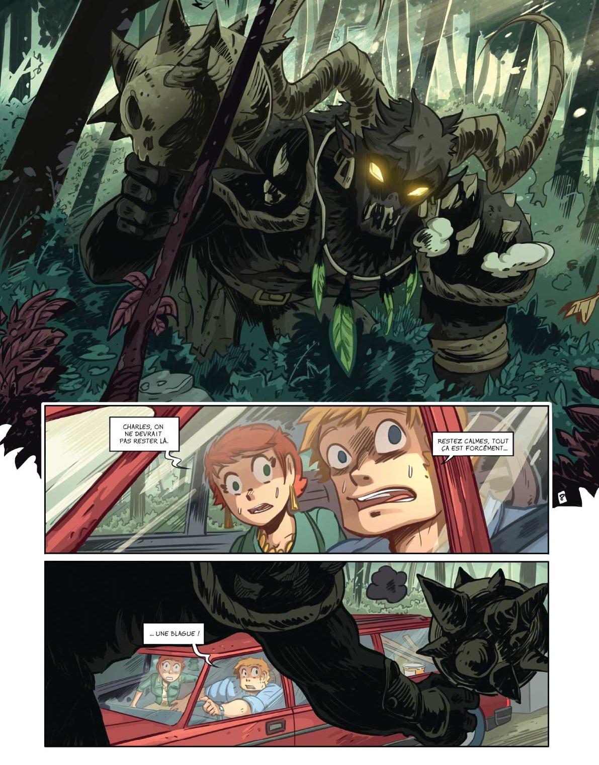 La Famille fantastique page 10