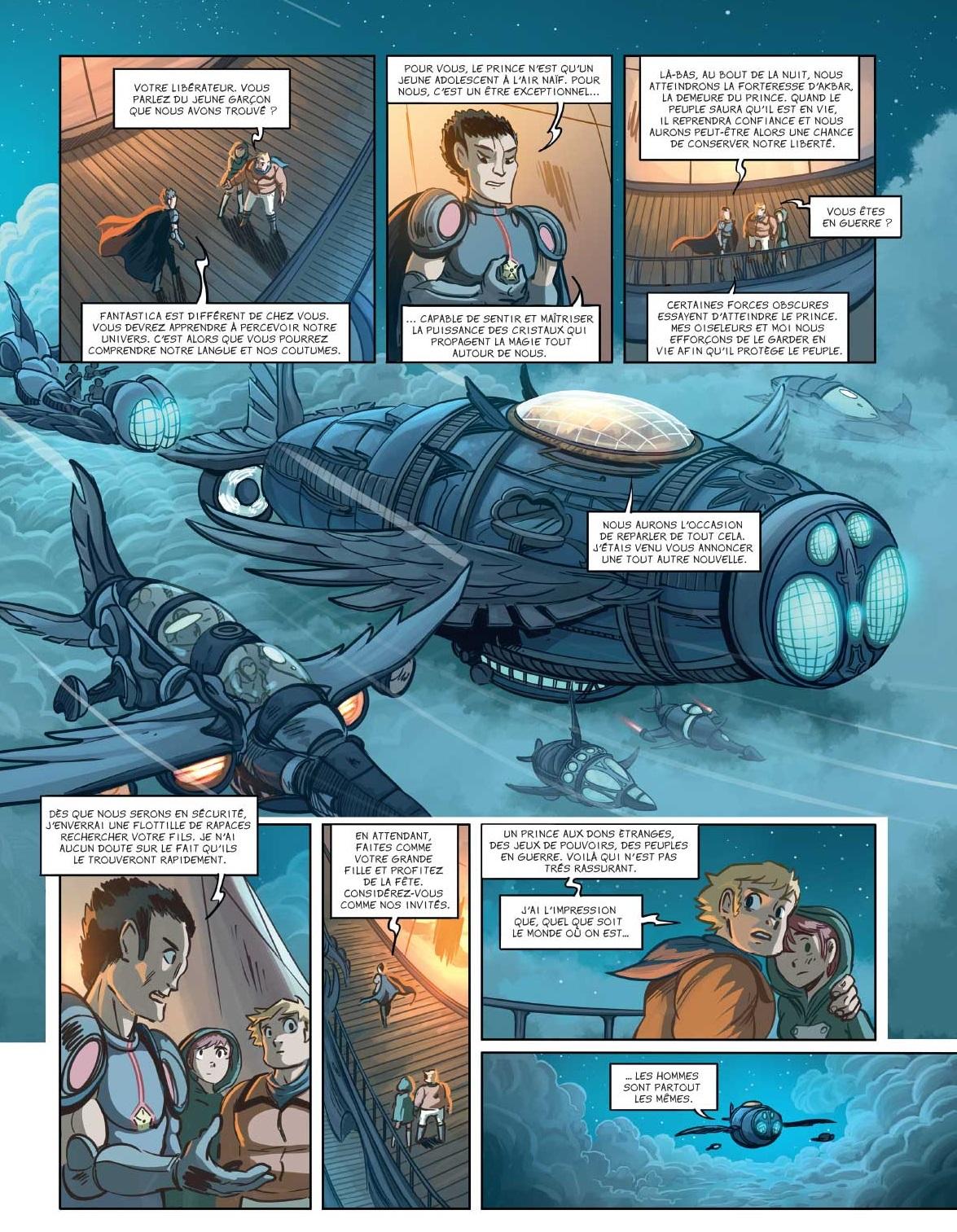 La Famille fantastique page 36