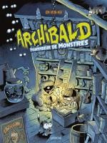 couverture Archibald tome 1
