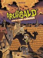 couverture Archibald tome 2