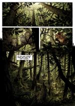 planche forêt couleur pdf