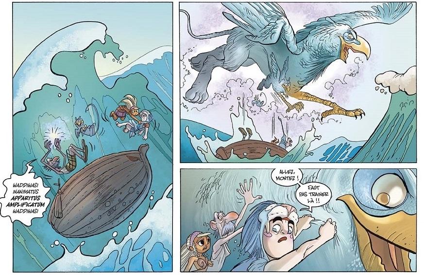 L'aide Zeus pour Alex & Ani