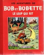 Édition originale, version française, du « Loup qui rit ».
