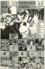 Un exemple du travail du collectif Bazooka dans B.D..