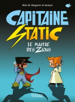 Couverture Capitaine Static