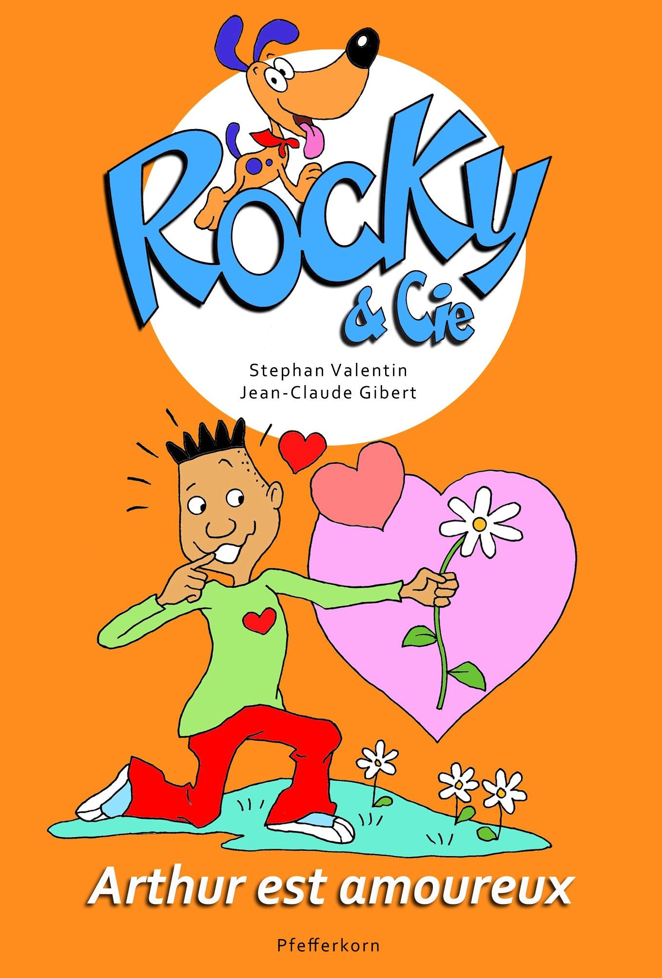 Couverture Rocky T6