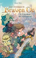 Couverture roman Braven Oc tome 3