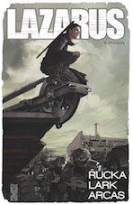 Lazarus 4 cover