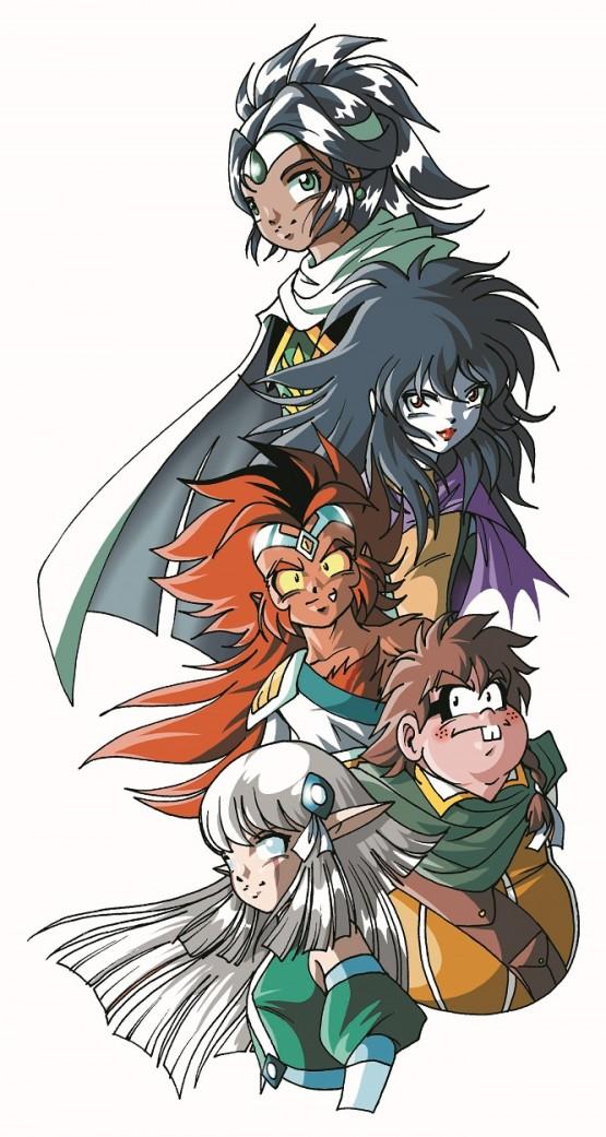 Les 5 Légendaires