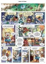Les légendaires parodia page 8