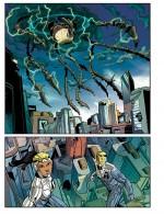 Universo Alfa - Generatione Futuro illustré par Ivan Fiorelli.