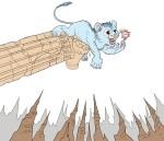 lLe jeune lion de Némée