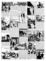 « Ray Kitt » par Hector German Oesterheld et Hugo Pratt.