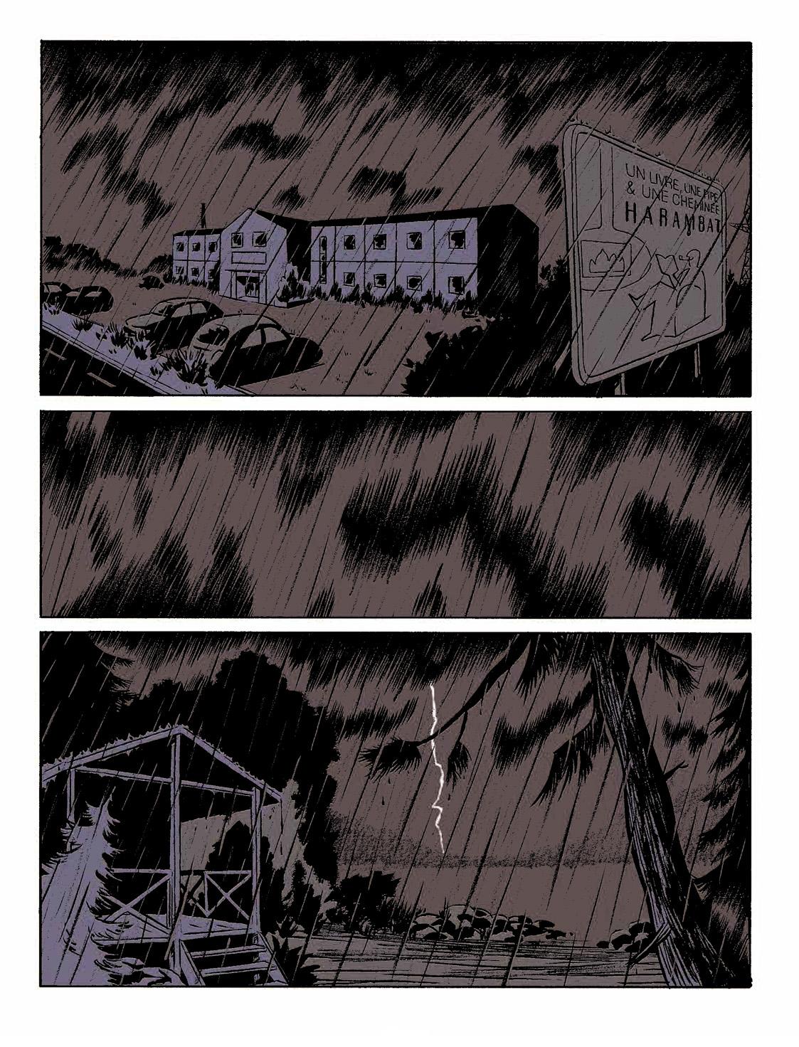 p 120 soir de pluie
