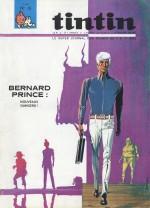 Tintin n°15 (9 avril 1968) et n°25 (18 juin 1968)