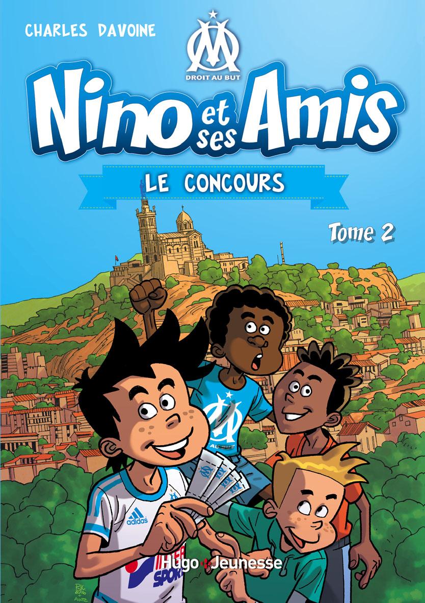 Couverture Nino roman 2