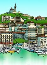 Nino roman, Le vieux port