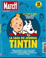 Paris Match Tintin