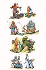 Personnages  Trolls de Troy T 21