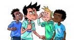 Roman, Les copains de Nino