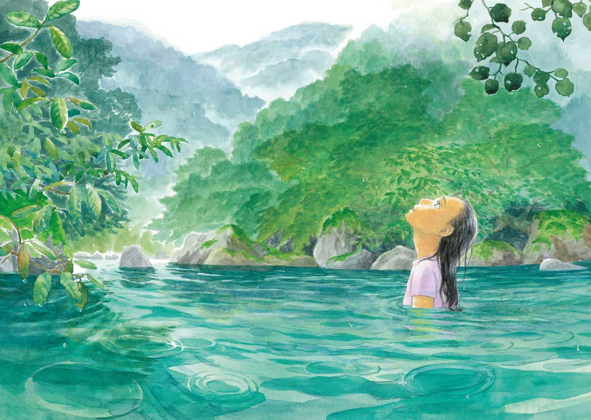 Underwater-coul