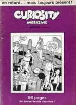 Curiosity magazine B