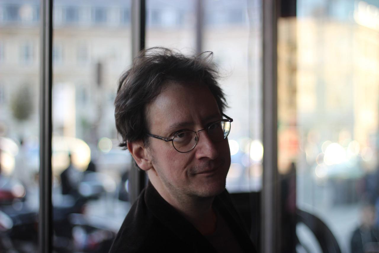 Jean-Paul Krassinsky ©Benjamin Richard