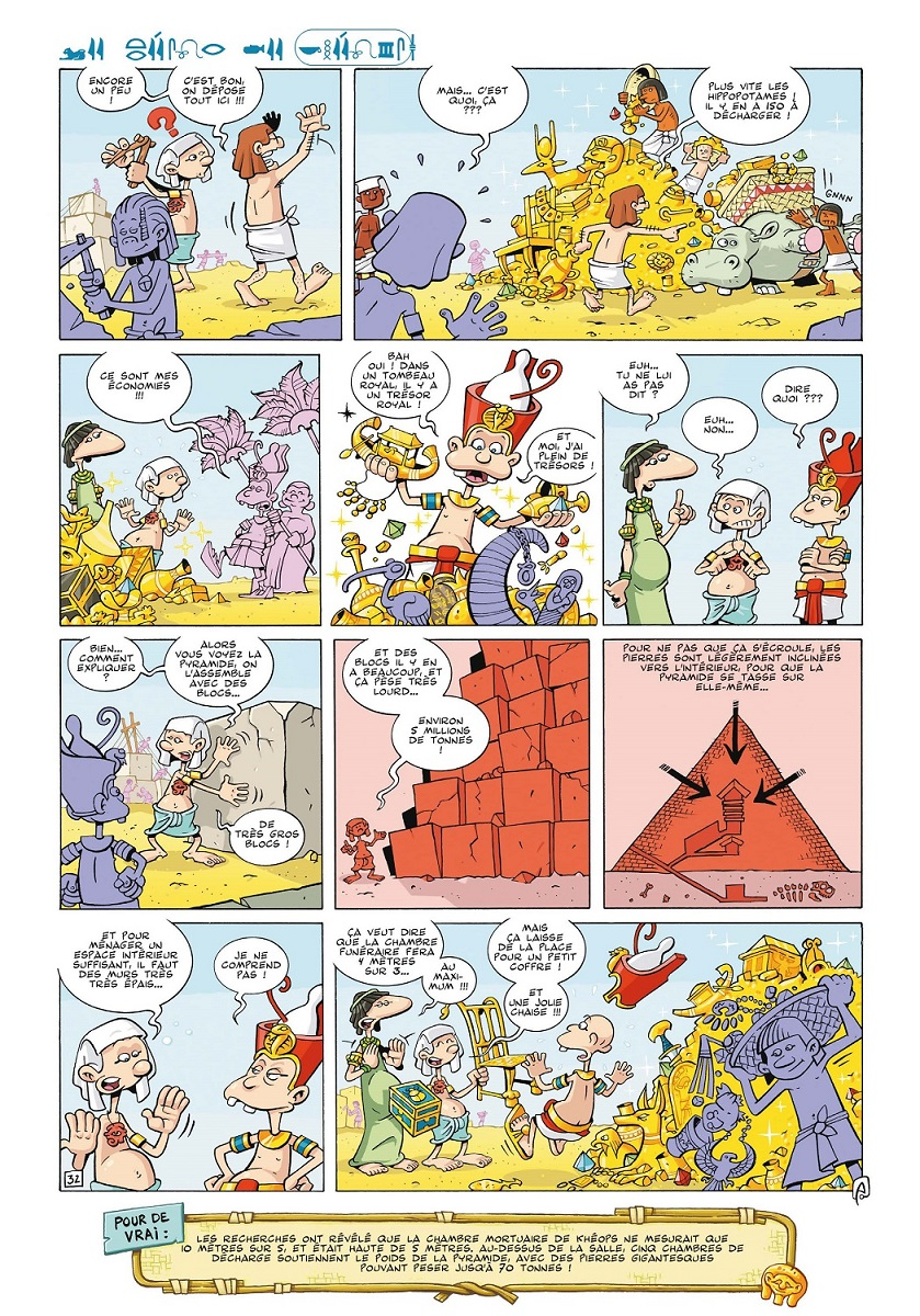 Khéops page 32