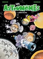 Les Astromômes couverture