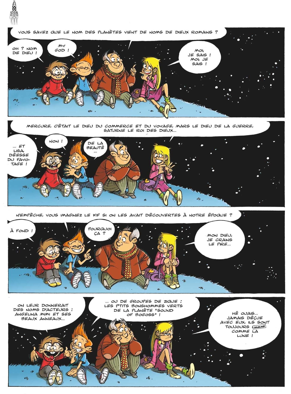 Les Astromômes page 6