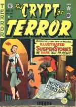 Crypt of Terror n° 17 (avril-mai 1950).