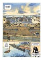 Brest reconstitué (p.8 - Futuropolis 2016)