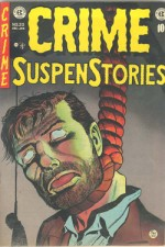 Crime Suspense Stories n° 20, avec une couverture de Davis.
