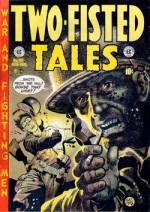 Two-Fisted Tales n° 30, avec une couverture de Davis.