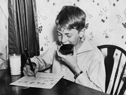 Photo du jeune Jack Davis.