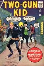Two-Gun Kid n° 45 (décembre 1958).