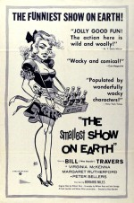 L'affiche de « The Smallest Show on Earth » de Basil Dearden.