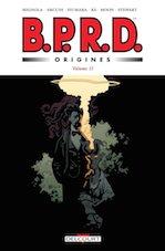 BPRD Origines 2 cover